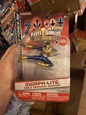 Power Rangers Samurai Morph-Lite Gold Samurai Ranger