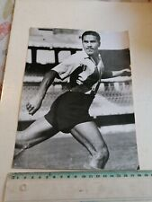 JOSE MANUEL MORENO, RIVER PLATE, ARGENTINE FOOTBALL PLAYER, OLD PHOTO