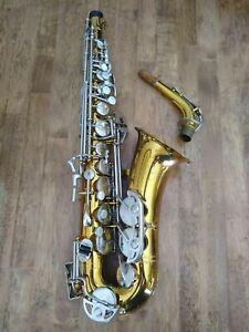 Selmer Bundy II Alto Saxophone, used with case