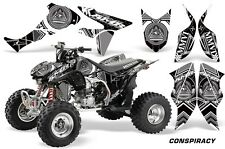 Honda TRX 450R AMR Racing Graphic Kit Wrap Quad Decal ATV 2004-2014 CONSPIRACY W