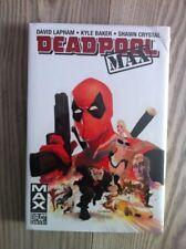 Deadpool Max - Marvel - Oversized Hardcover - HC - New