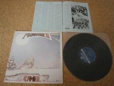 Camel ~ Moonmadness/ Japan LP/ Sheet Gatefold