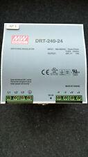 MEAN WELL DRT-240-24 ..400V 24VDC 10A