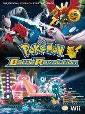 """Pokemon Battle Revolution"" Official Guide (Officia... by Future Press Paperback"