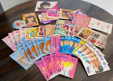 Vintage Barbie Booklets Huge Lot