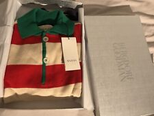 Gucci Knit Polo Sweater Sz S from BG