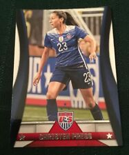2015 Panini Christen Press Rookie Card USWNT USA Soccer RC