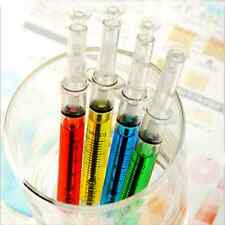 Gift Nurse Liquid Syringe Injection Ballpoint Pen Boy Girl Novelty School