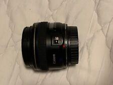 Canon EF 28mm f/1.8 AF USM Lens, mint condition
