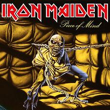 Iron Maiden - Piece Of Mind (CD Jewel Case)