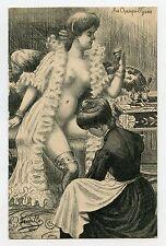 FRéDILLO  . Erotique . Erotic . PARIS . AUX CHAMPS ELYSéES . MONDAINE