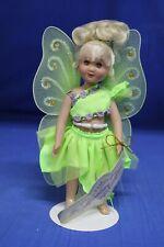 "Tinker Bell 7"" Vinyl Doll Brynn Lee Middleton #17022 Numbered COA Disney  Signed"