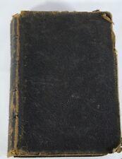 Antique Swedish Bible 1918 Lutheran