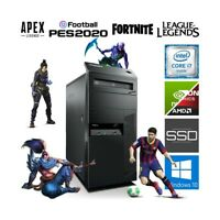PC Computer Gaming Lenovo Thinkcentre M92P Tower I7 3770 Video 4GB GDDR5