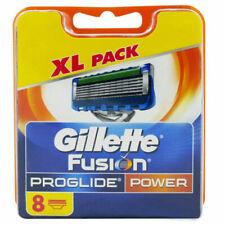 8 Stück Gillette Fusion Proglide Power Rasierklingen