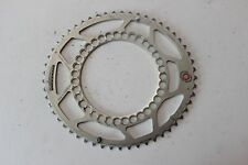 Rotor Q-Ring OCPS Oval Chainring 53 130mm BCD Silver Road Bike TT Triathlon Tri