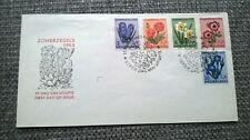 FDC E13 Zomerzegels 1953 Blanco doch VERVALSING (REPLICA)