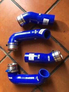 Porsche turbo tubos silicona venair Sport 997.1 turbo 911 997 480hp