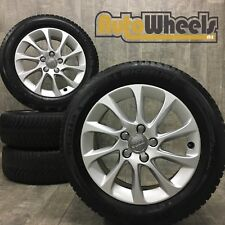 4 16 Genuine audi A4 alloy wheels & tyres sport a3 vw caddy SALE