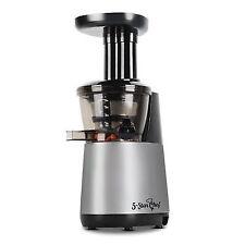 5 Star Chef SJB1505SI 150W Slow Juicer