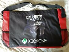 XBOX ONE Call of Duty Ghosts Fan Expo Tote Shoulder Messenger Bag EB Games New!
