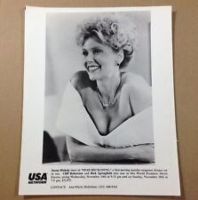 Susan Blakely Dead Reckoning TV Movie Still Press Photo Cleavage Actress 1990