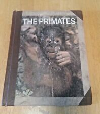 Life Nature Library The Primates (Hardcover, 1965) Vintage