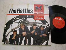 THE RATTLES Same *ARIOLA STAR-CLUB LIVERPOOL BEAT* ORIGINAL 1st Press LP*