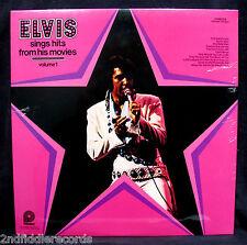 ELVIS PRESLEY-ELVIS SINGS HITS FROM HIS MOVIES-Rare Fully Sealed Album-CAMDEN