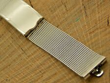 Kreisler NOS 17.5mm Unused Stainless Steel Vintage Deployment Clasp Watch Band