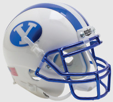 BRIGHAM YOUNG BYU COUGARS NCAA Schutt AiR XP Full Size AUTHENTIC Football Helmet