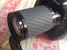 Obiettivo SIRIUS a slitta zoom 60-300 per Pentax + tubo contenitore