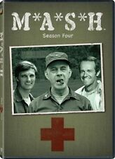 MASH TV Complete Fourth Season 4 Four Series DVD Set of Episode Show Volume Alan