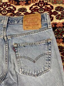 Vtg Levis 501 Size 31x32 December 1999