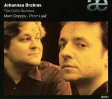 Johannes Brahms: The Cello Sonatas  (UK IMPORT)  CD NEW
