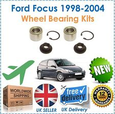 For Ford Focus MK1 1998-2004 TWO Rear Wheel Bearing Kits x2 New OE Quality