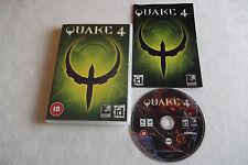 Quake 4 Apple Mac OS 10.3.9/10.4.4 + G4/G5/Intel Fps v.g.c. Completo Universal