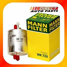 OEM MANN-FILTER WK720 Fuel Filter Mercedes-Benz OE#0024773001