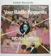 BRYAN SMITH - Your Radio Requests - Excellent Condition LP Record Dansan DS 056