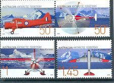 Antártico Australiano terr.aviation Set Mnh (168-171)