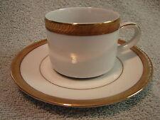Demi Cup Saucer Set Centurion Collection PURE GOLD