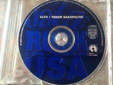 CD ONLY: JAZZ ROCK IN THE USA  CHRIS VADALA (SAXOPHONE SAX -ALTO/TENOR) RARE!!