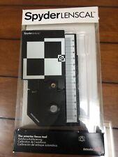 Datacolor Spyder Lenscal SLC100