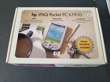 hp iPaq Pocket Pc h1910