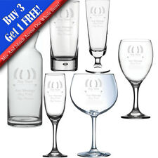 Personalised Engraved Sports Award Equestrian Trophy, Various Glasses, Boxed
