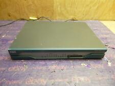 CISCO 1800 Series model 1800 series router#