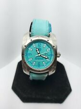 WOMENS ANIMAL SIDESHORE MODEL SURF WATCH VGC NEW BATTERY FITTED !