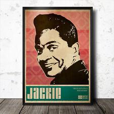 Jackie Wislon Art Poster Music Soul Motown Stax Northern Otis Redding Sam Cooke