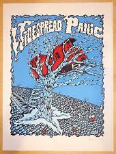 2015 Widespread Panic - Rogers Silkscreen Concert Poster S/N by Billy Perkins