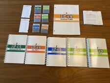 Diverse Programme für Hewlett Packard HP-65, z.T OVP